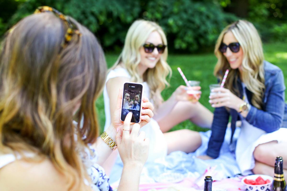 Пикник-фотосъемка
