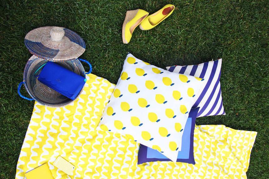 Пикник-на чем сидеть