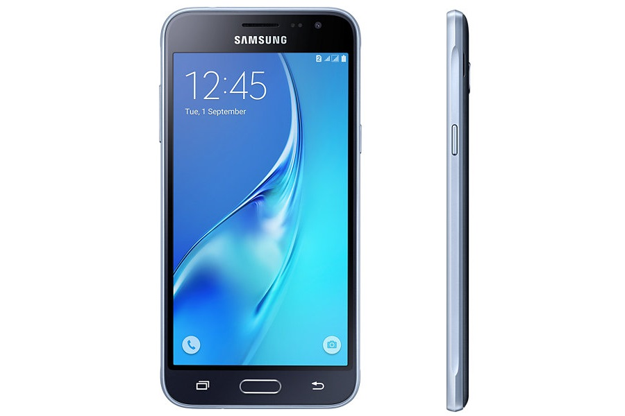 Samsung Galaxy J3 (2016)-экран фото 1+ эргонимика