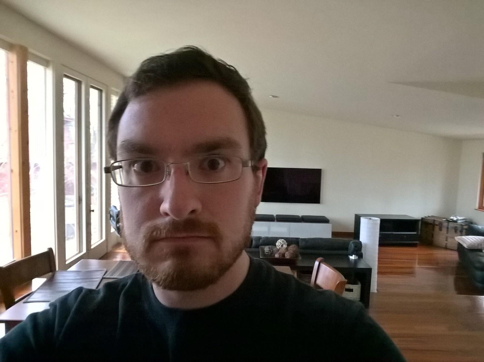 Селфи - Microsoft Lumia 950