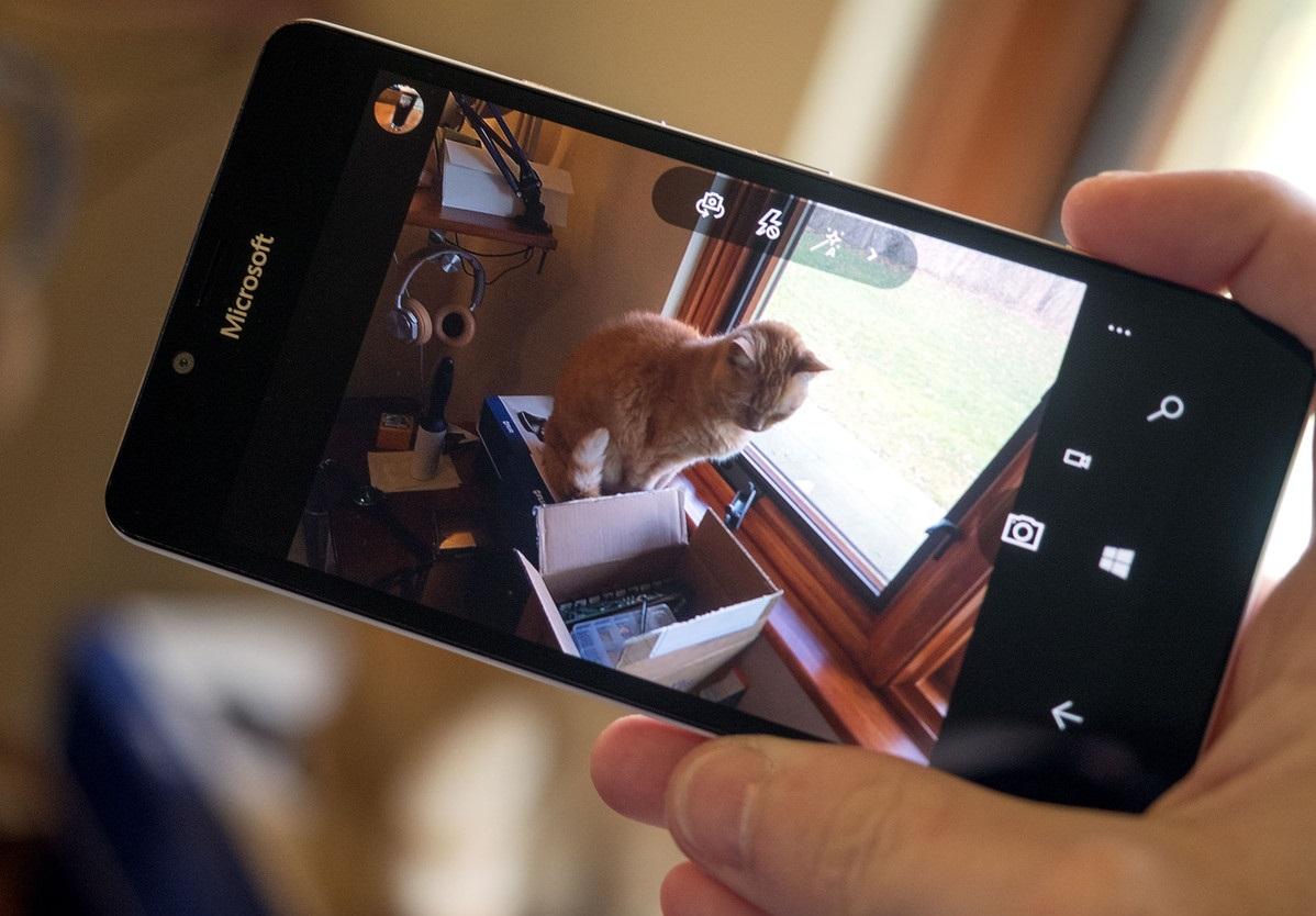 Сравнение камер в Galaxy S7, iPhone 6S, Nexus 6P и Lumia 950 - программное обеспечение и интерфейс (2)
