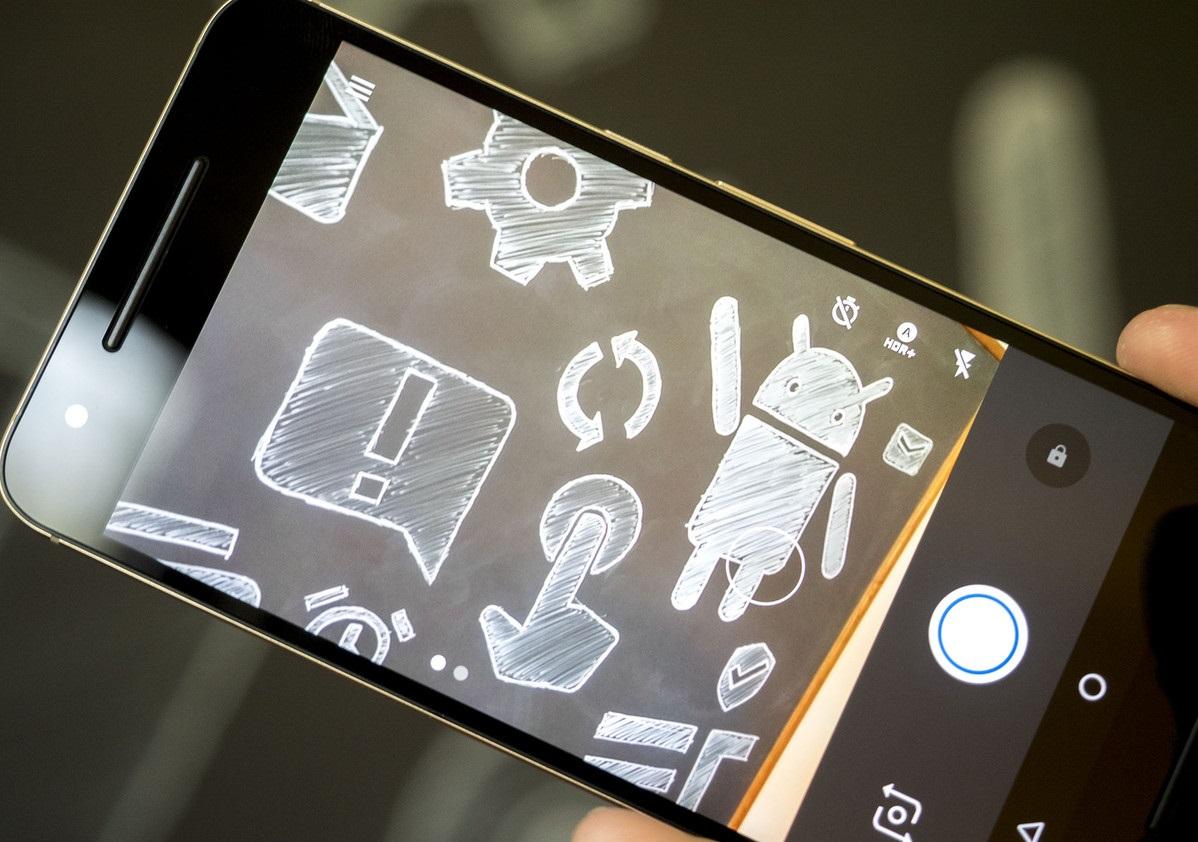 Сравнение камер в Galaxy S7, iPhone 6S, Nexus 6P и Lumia 950 - программное обеспечение и интерфейс