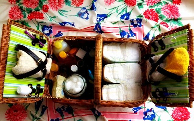 Сумка-набор для пикника-что необходимо