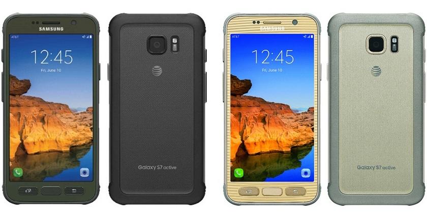 В сеть утекли подробные характеристики Samsung Galaxy S7 Active