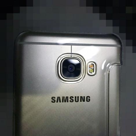 В сеть утекли живые фото смартфона Samsung Galaxy C5 - фото 2