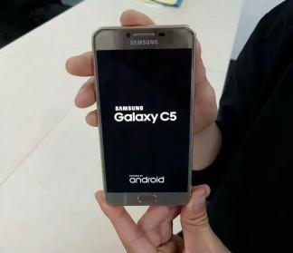 В сети появились новые фотографии смартфона Samsung Galaxy C5 (1)