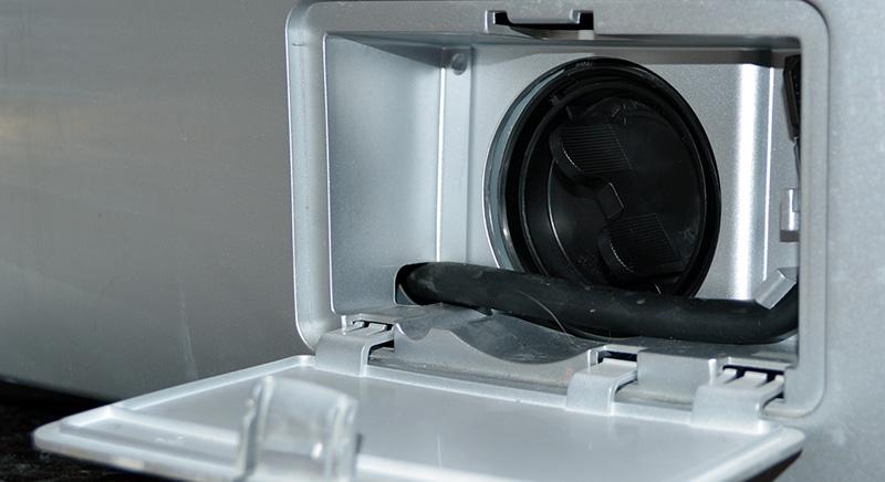 Где находится фильтр в стиральной машине бош