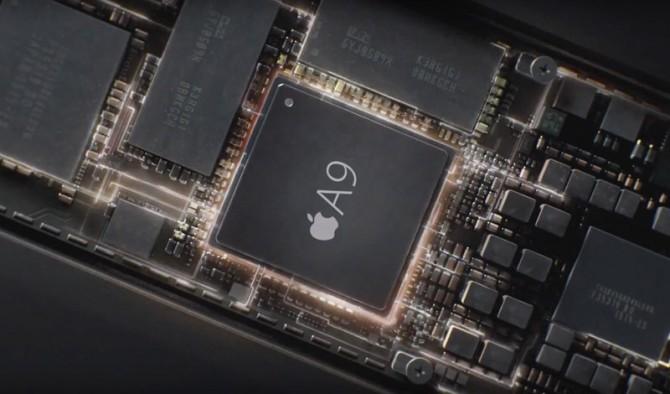 iPhone SE-А9