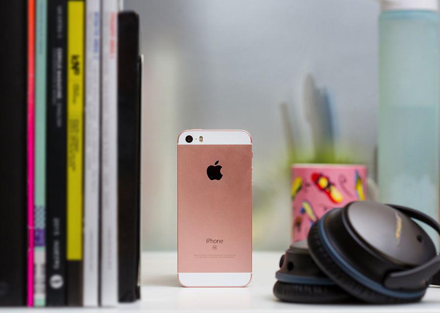 iPhone SE-задняя панель фото 2