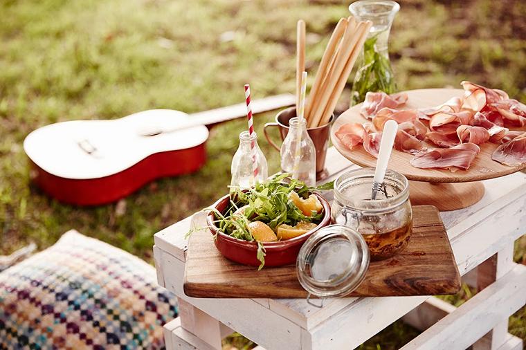 отдых пикник