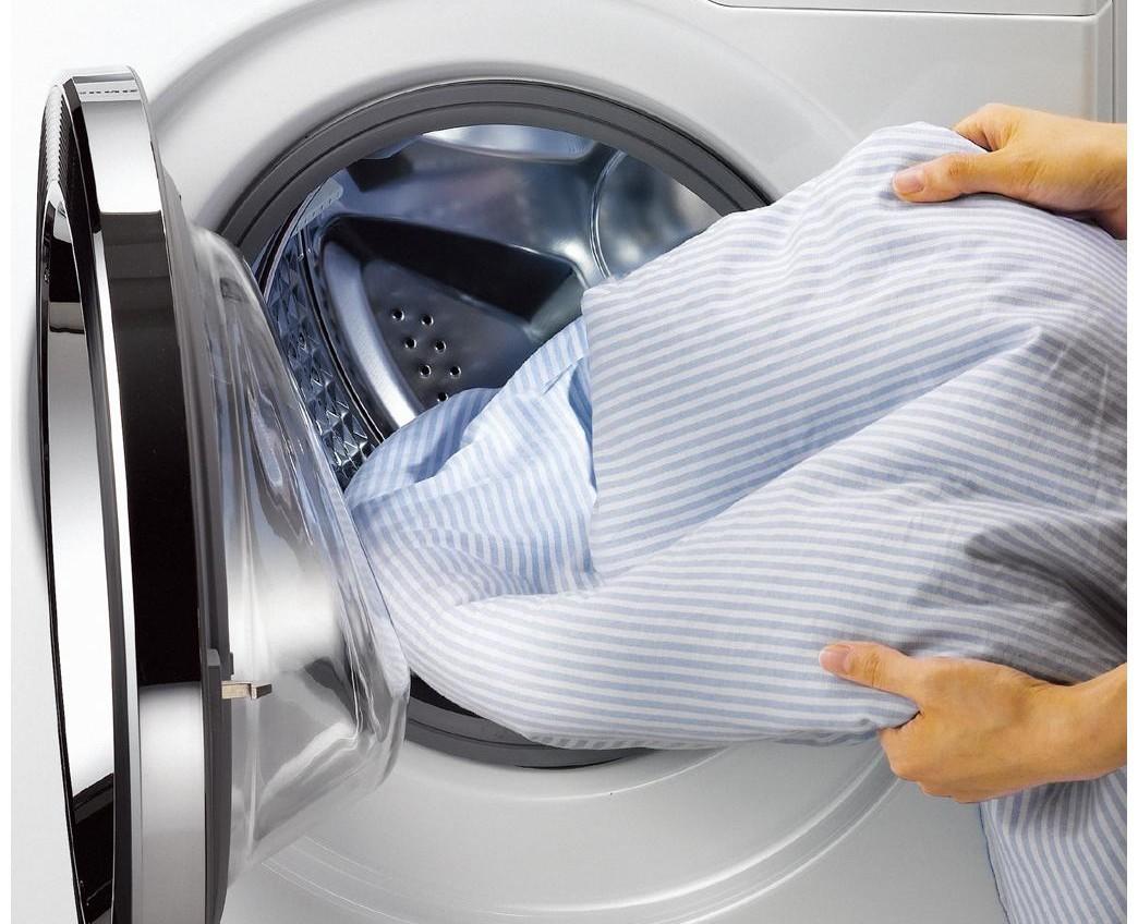 стиральная машина одежда