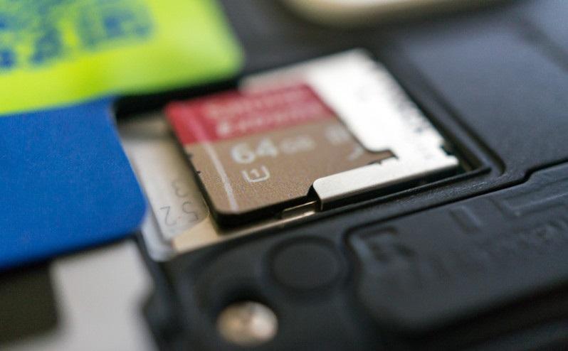 5 советов, которые помогут ускорить работу вашего Android-смартфона - карта памяти