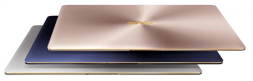 ASUS ZenBook 3-расцветки