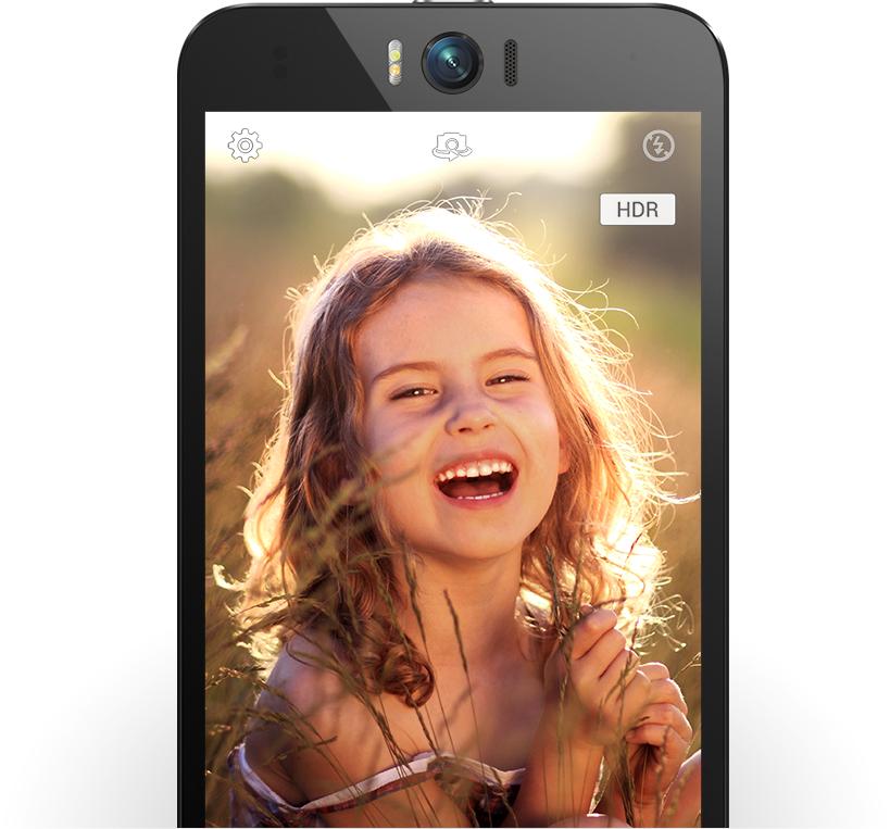ASUS ZenFone Selfie (ZD551KL)-HDR