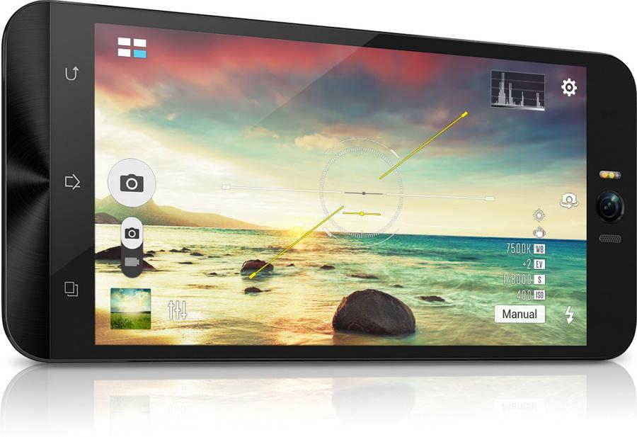 ASUS ZenFone Selfie (ZD551KL)-Настройки