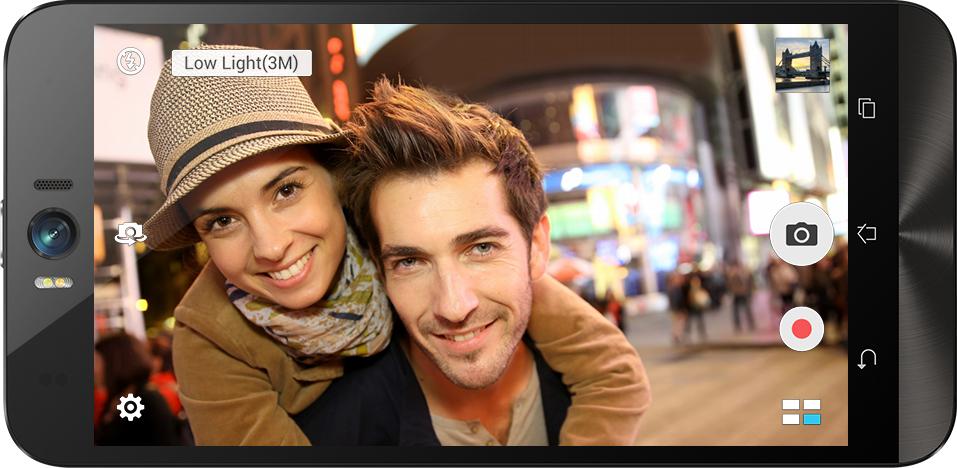 ASUS ZenFone Selfie (ZD551KL)-Съемка