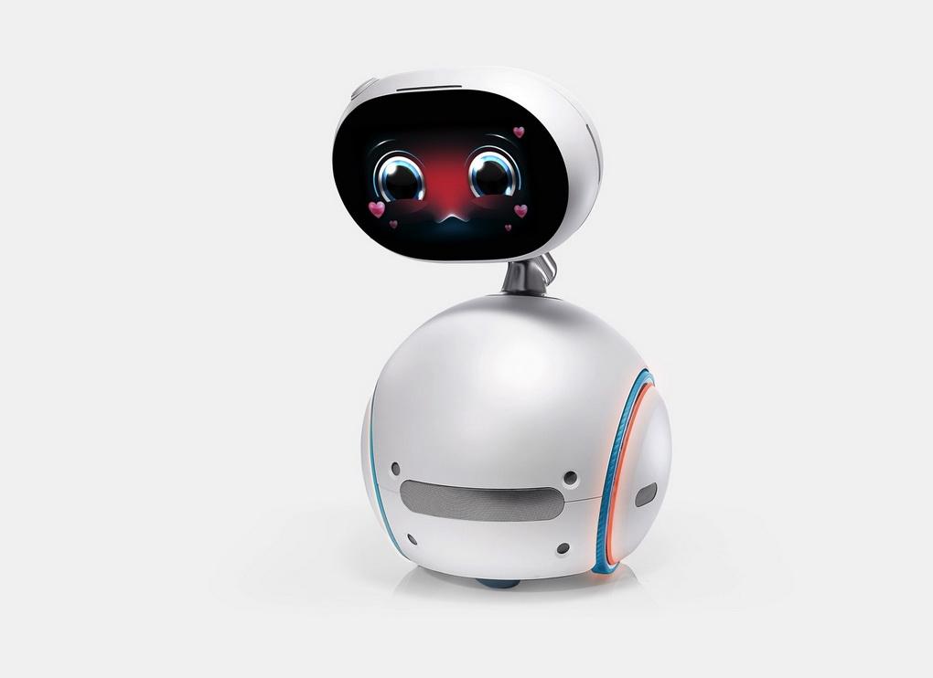 ASUS Zenbo-домашний робот-помощник