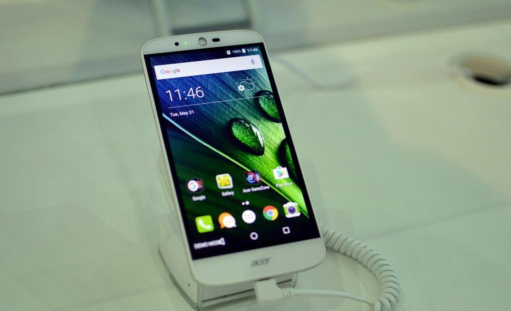 Acer Liquid Zest Plus-смартфон-долгожитель