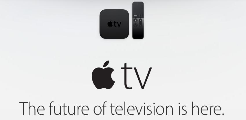 Apple WWDC 2016-tvOS