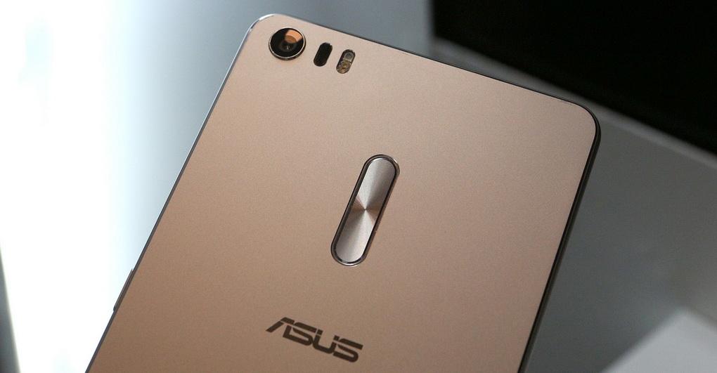 Asus ZenFone 3 Ultra-задняя панель крупный план