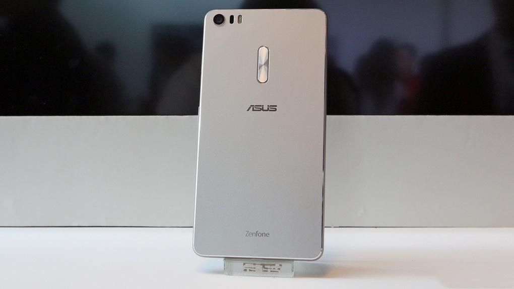 Asus ZenFone 3 Ultra-задняя панель