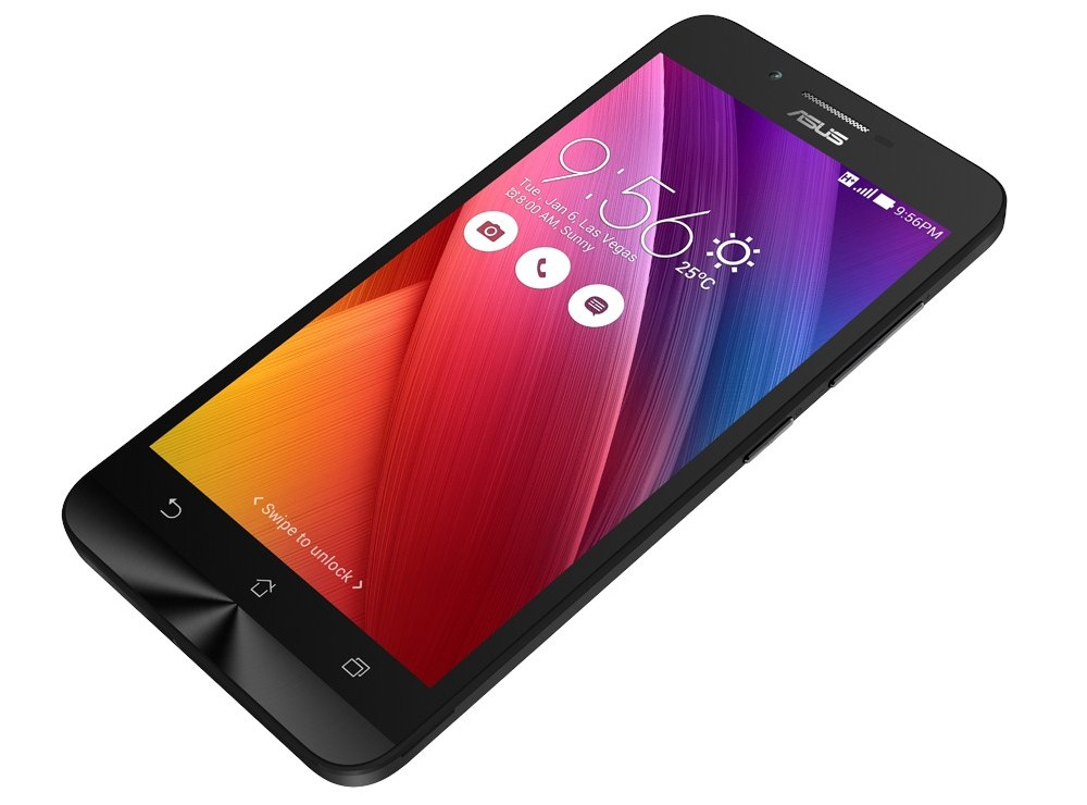 Asus Zenfone Go Black-экран фото 4
