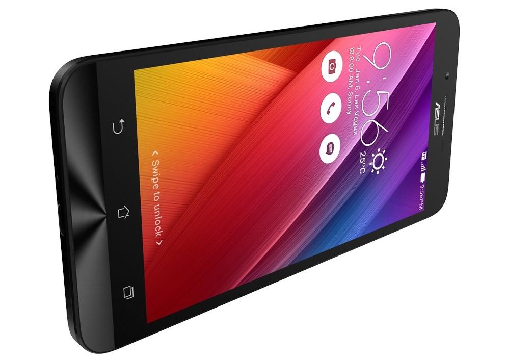 Asus Zenfone Go Black-экран фото 5