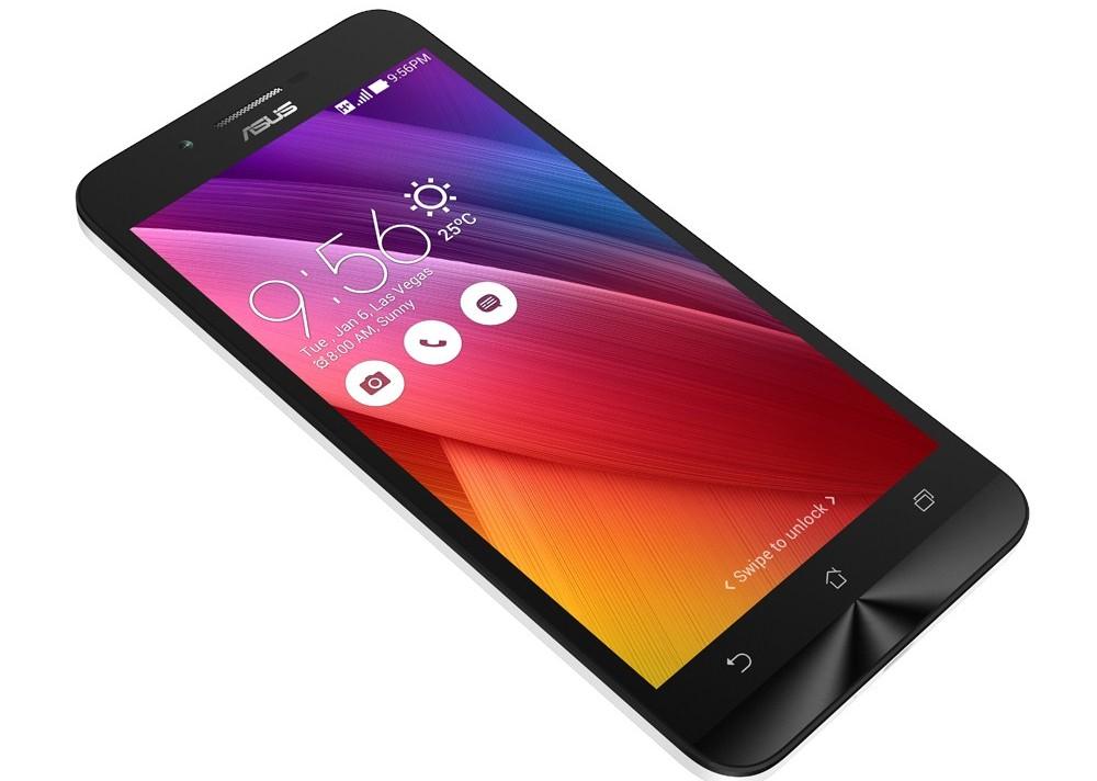 Asus Zenfone Go White-экран фото 1
