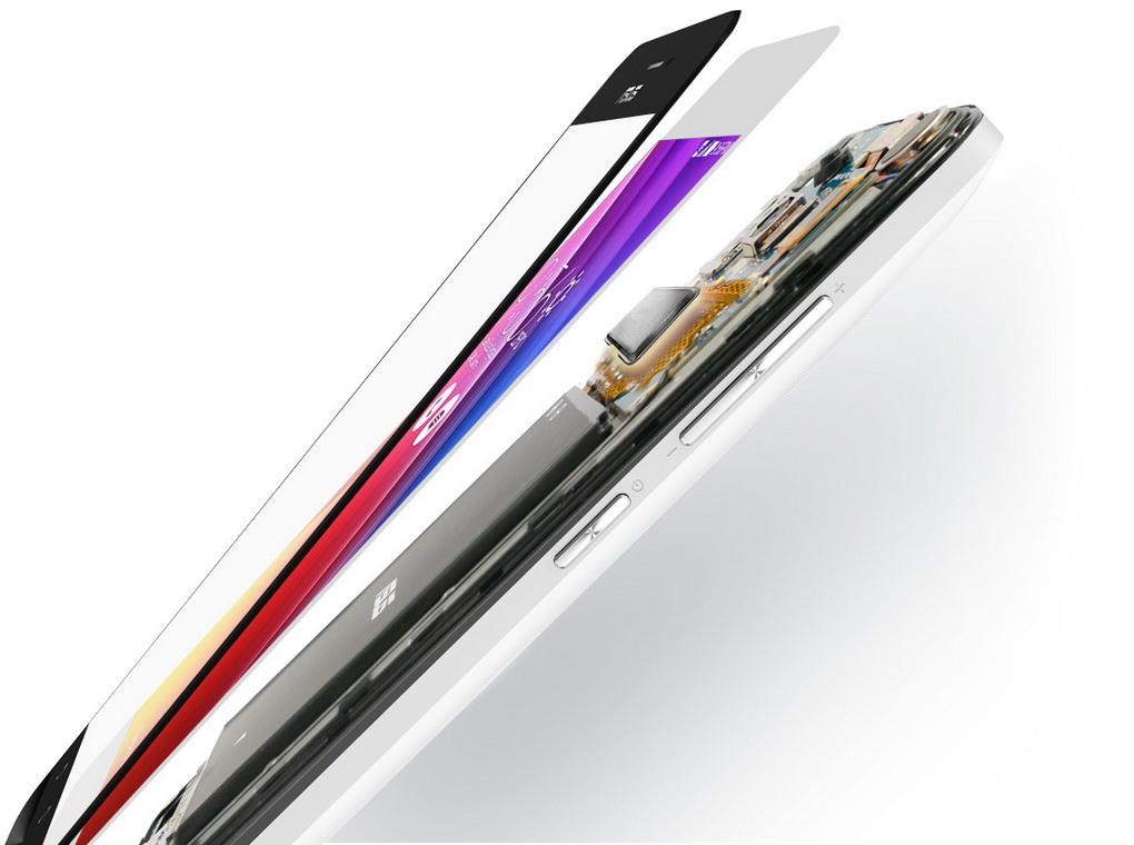 Asus Zenfone Go-четырехъядерный процессор внутри