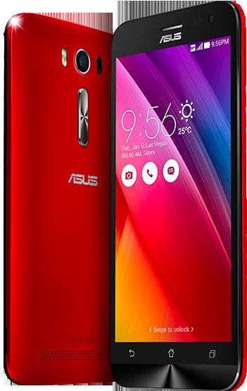 Asus Zenfone Laser Red-ракурсы