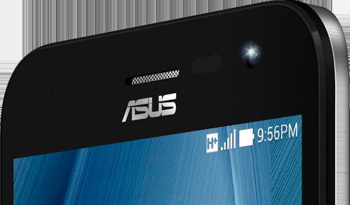 Asus Zenfone Laser-фронтальная камера
