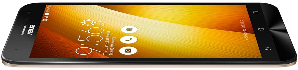 Asus Zenfone Laser-тонкий корпус
