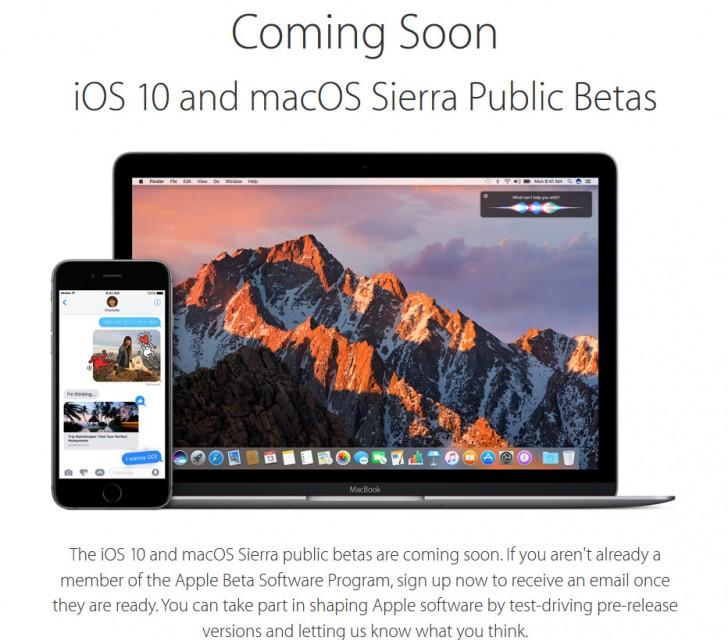 Бета-версии iOS 10 и macOS Sierra доступны для разработчиков - фото 2