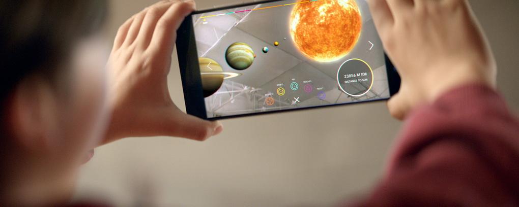Google Tango-технологии и возможности фото 1