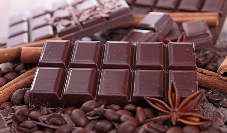 Холодный горячий шоколад