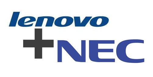 История компании Lenovo - Lenovo и Nec