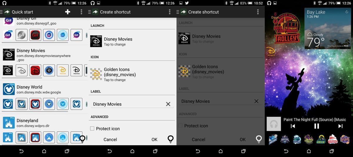 Как изменить значки приложений в Android - приложение (1)