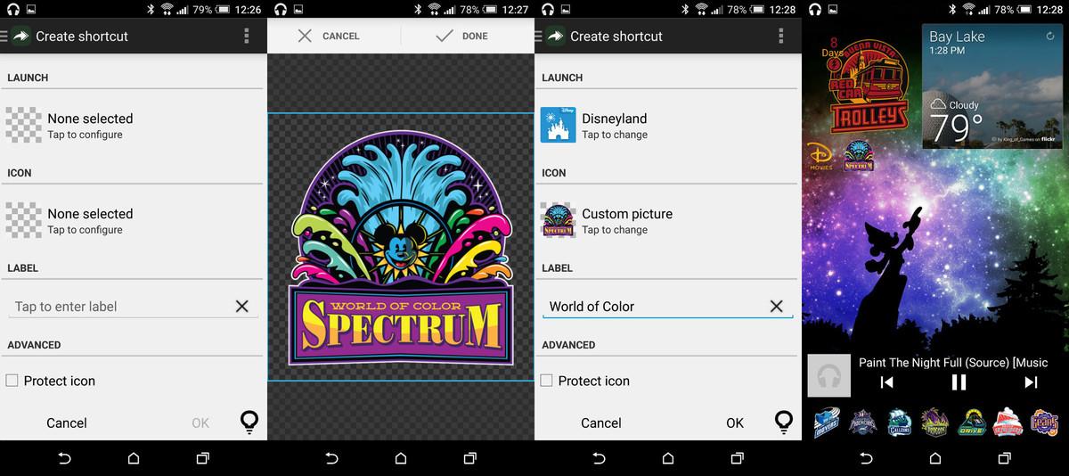 Как изменить значки приложений в Android - приложение (2)
