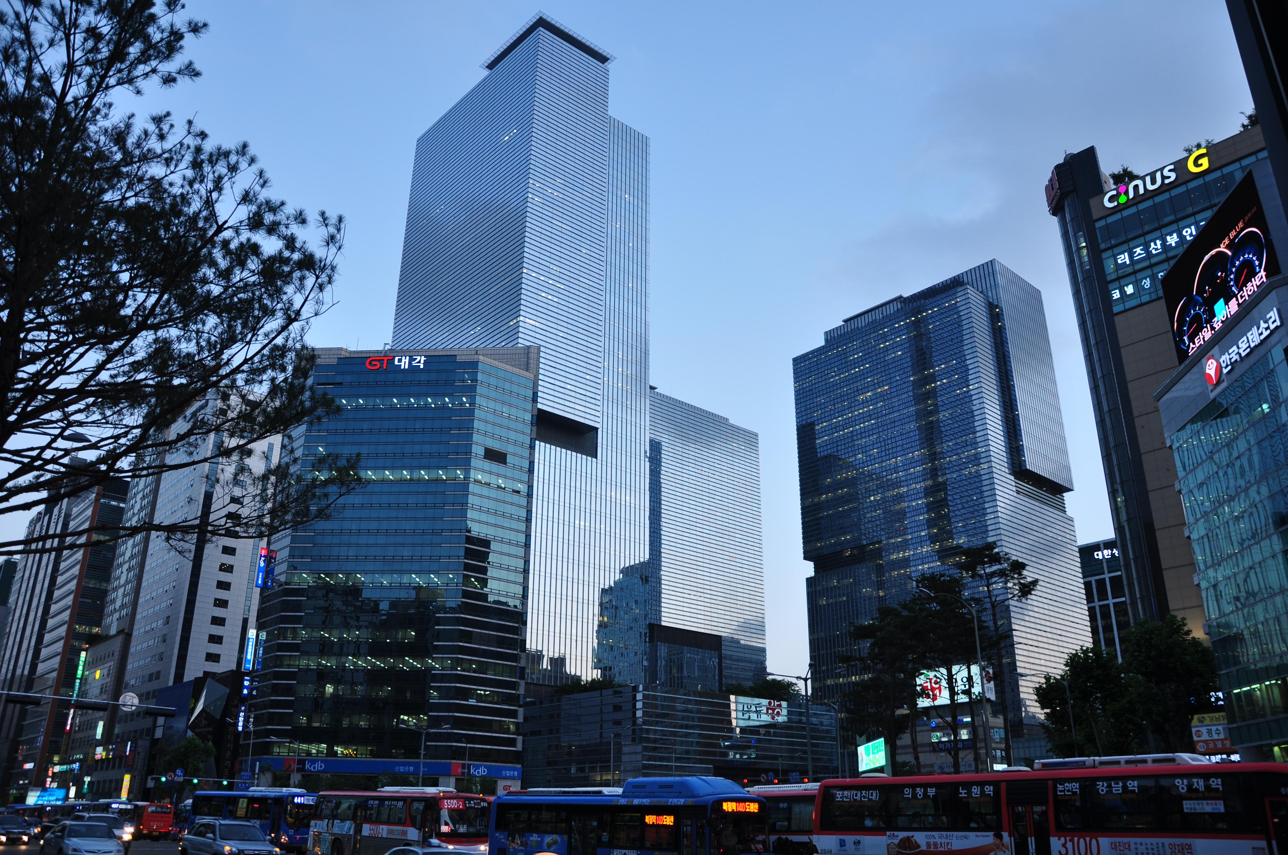 Как развивалась компания Samsung с момента основания и до наших дней – головной офис