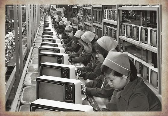 Как развивалась компания Samsung с момента основания и до наших дней - чеболи