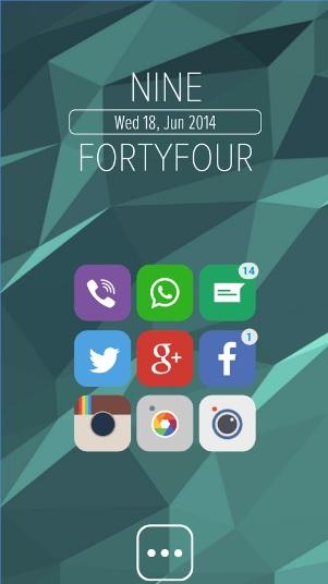 Как сделать так, чтобы ваш Android-смартфон выглядел, как iPhone - Alos