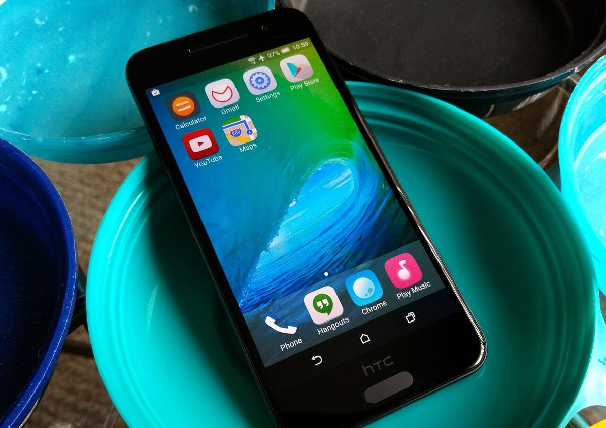 Как сделать так, чтобы ваш Android-смартфон выглядел, как iPhone - рабочий стол