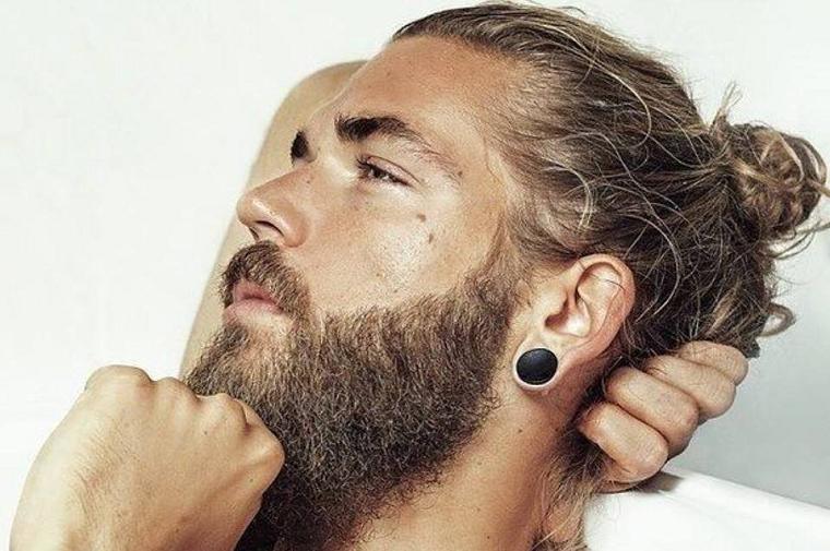 Картинки Борода, Парень.