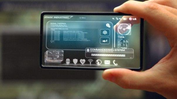 Компания Apple патентует прозрачный экран - главное фото