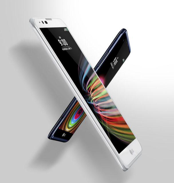 LG представила четыре новых смартфона. X Power, X Style, X Mach, и X Max (2)