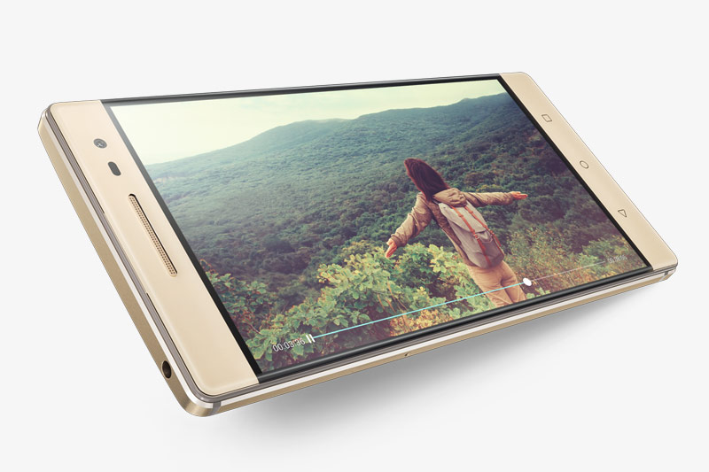 Lenovo PHAB2 Pro-экран