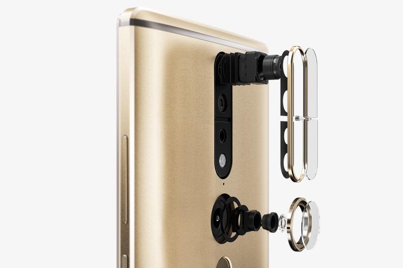 Lenovo PHAB2 Pro-основная камера технологии