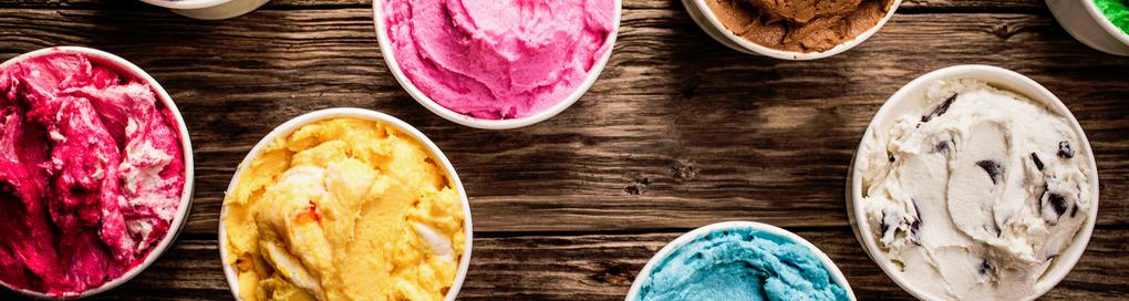 Мороженое-виды
