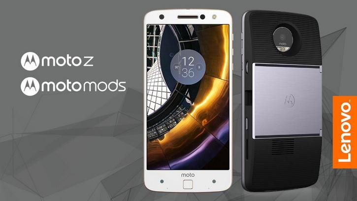 Moto Mods-революция Motorola