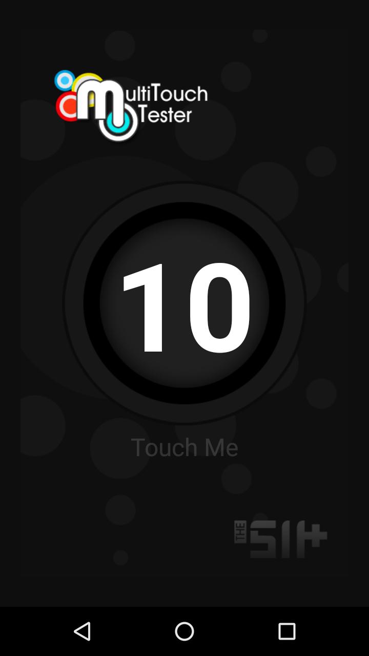 Motorola Moto G-десятипальцевый мультитач